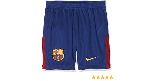 af55025db Amazon.com   NIKE Youth Breathe FC Barcelona Stadium Short  DEEP Royal  Blue    Sports   Outdoors