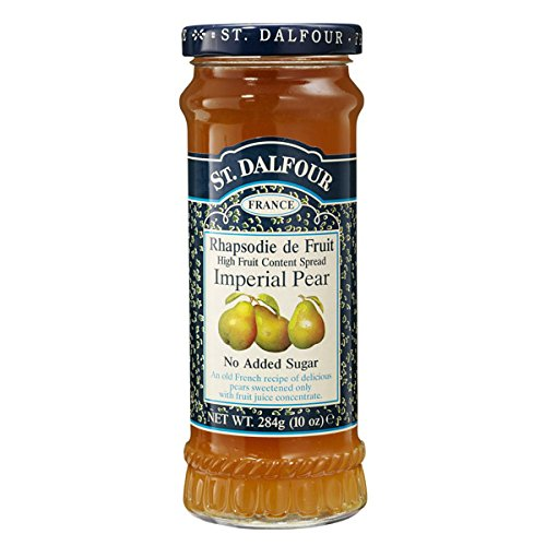 Pear Imperial (St Dalfour - Imperial Pear Fruit Spread | 284g)
