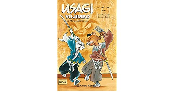 Amazon.com: Usagi Yojimbo nº 31: El mural infernal (Spanish ...