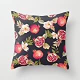 slimmingpiggy pillow covers of geometry,for pub,sofa,shop,home office,dining room,birthday 18 x 18 inches / 45 by 45 cm(two sides)