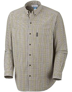 Out and Back L/S Shirt, Tusk, Regular
