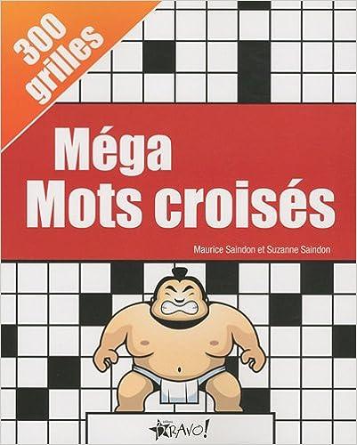 Livre Méga Mots croisés epub, pdf