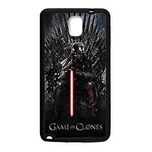 Game of clones dark warrior Cell Phone Case for Samsung Galaxy Note3