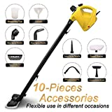 Best Home Handheld Steam Cleaners - ENSTVER Handheld Pressurized Steam Cleaner,Steam Mop,Floor Cleaner Review