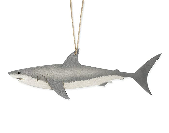 Top 10 Great White Shark Christmas Ornament