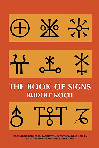 The Book of Signs (Dover Pictorial (Christian Signs Symbols)