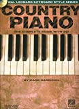 Country Piano: Hal Leonard Keyboard Style Series