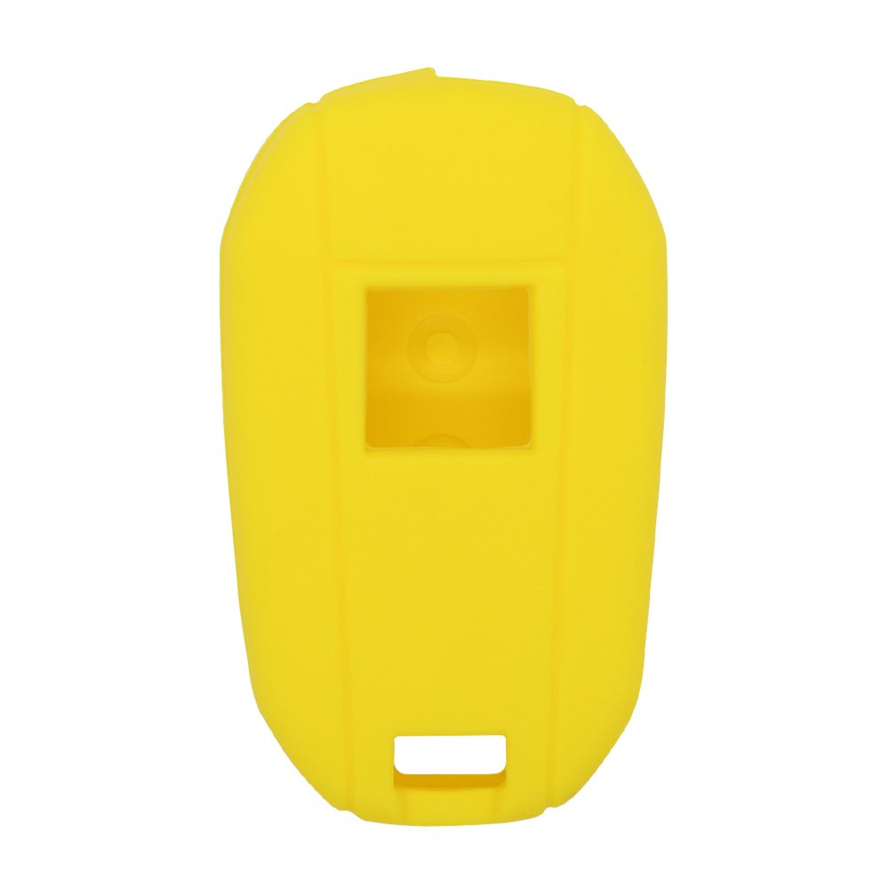 /Étui en silicone CV4300 pour cl/és de voiture Pour Peugeot Citro/ën par BROVACS 3 boutons pour ouverture /à distance