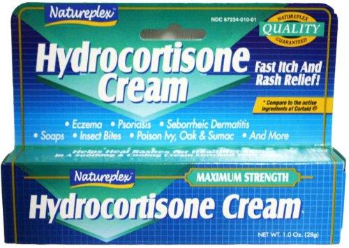 Natureplex crème d'hydrocortisone