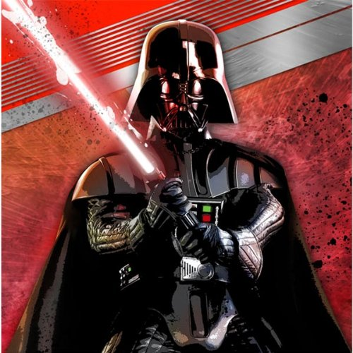 Star Wars 'Generations' Large Napkins (16ct)