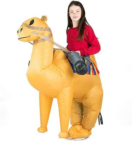 Amazon.com: Bodysocks niños inflable disfraz de Camel: Toys ...