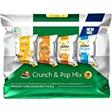 Frito-Lay Crunch & Pop Mix Variety Pack, 18 Count