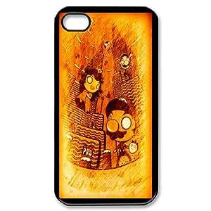 Custom Case Super Mario Bros games PHONE Case For iPhone 4,4S ZZ29W3305