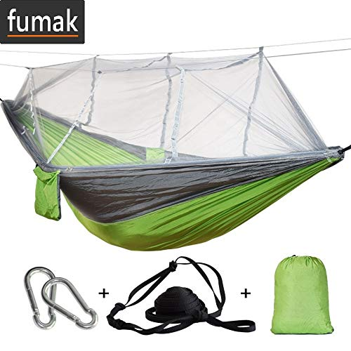 Amazon.com: Swing Chair - 1-2 Person Outdoor Mosquito Net ...
