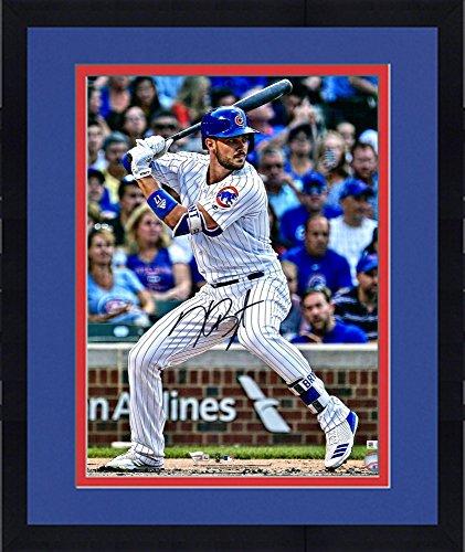 Framed Kris Bryant Chicago Cubs Autographed 16