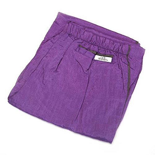 Pants for Groomers Stylists Barbers Cool Contrast Trim Water & Stain Resistant(Large Violet Grey) -