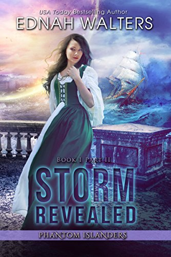Storm Revealed: Phantom Islanders by Ednah Walters ebook deal