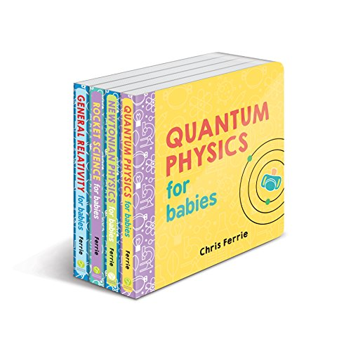 The 10 best baby books rocket science 2019