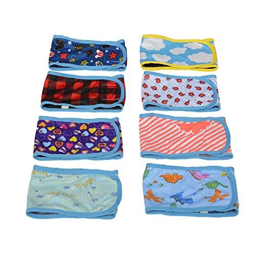 HTKJ Washable Reusable Durable Diapers