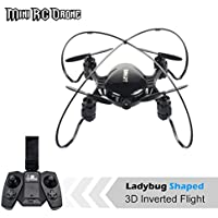 MoKasi RC Drone with Camera Live Video for Beginner, FY603 2.4Ghz App Control FPV WIFI RC Quadcopter Micro Drone with Altitude Hold Function and 3D Flips & Rolls Headless Mode (2 Batteries)