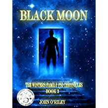 Black Moon (The Winters Family Psi Chronicles Book 3)