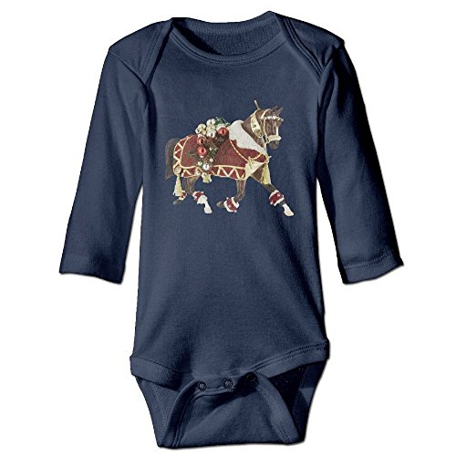 Breyer Horse Traditional Funny Baby Bodysuit Clothes For Boys And Girls Newborn Baby