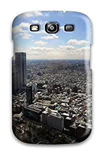 New Arrival Case Cover With VjUvwuR428gJzWW Design For Galaxy S3- Tokyo City