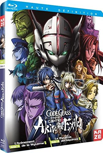Code Geass - OAV 1 & 2 - Akito the Exiled - Blu-Ray (Code Geass Akito The Exiled Blu Ray)