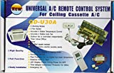 universal ac control system - UNIVERSAL CEILING CASSETTE AIR CONDITIONING REPLACEMENT CONTROL SYSTEM
