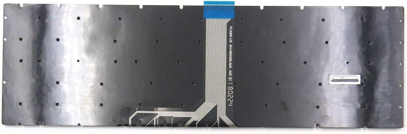 LPH New Replacement Keyboard for MSI GE63 Raider RGB 8RE 8RF GE73 Raider 8RE 8RF