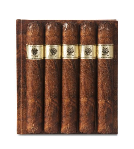 Pavilion Gift Company 70 Pages Toots Gift Book, 9-Inch, A World of Cigars Lifestyle -