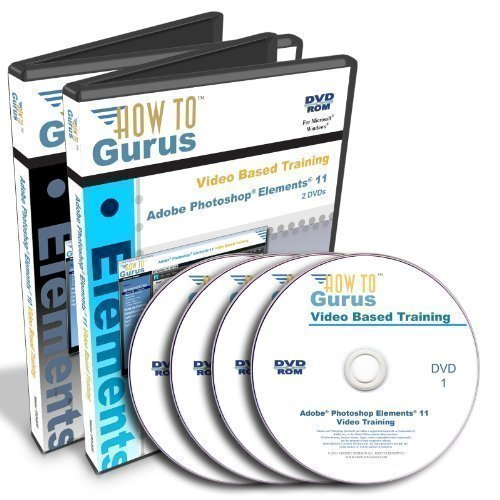 Adobe-Photoshop-Elements-11-Tutorial-and-Photoshop-Elements-10-Training-on-4-DVDs