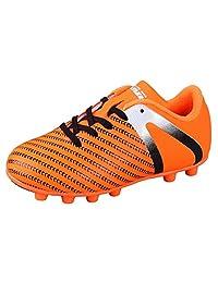 Vizari Youth/Jr Impact FG Soccer Cleats Impact Orange/Silver Youth