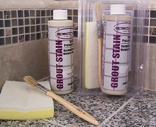 Spectrum Grout Colorant Kit-Charcoal #60 (Custom BP Colors) by Grout Getter