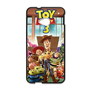 Toy Story 4 HTC One M7 Cell Phone Case Black A1L1AA