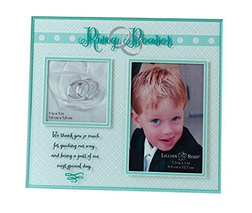 Lillian Rose Ring Bearer Gift Picture Frame