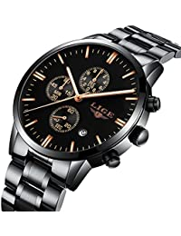 Watch,Men's Fashion Luxury Chronograph Sports...