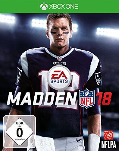 MADDEN NFL 18, 1 Xbox One-Blu-ray Disc