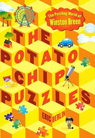 book cover of The Potato Chip Puzzles