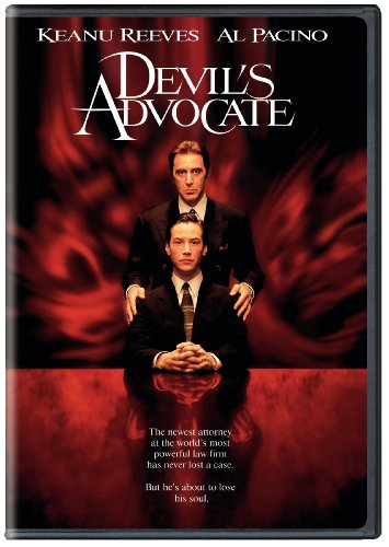 The Devil's Advocate (Keepcase Packaging)