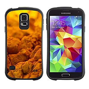 Pulsar iFace Series Tpu silicona Carcasa Funda Case para SAMSUNG Galaxy S5 V / i9600 / SM-G900F / SM-G900M / SM-G900A / SM-G900T / SM-G900W8 , Plant Nature Forrest Flower 102