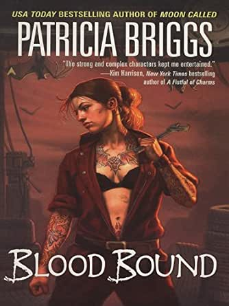 Blood Bound (Mercy Thompson, Book 2) - Kindle edition by ...
