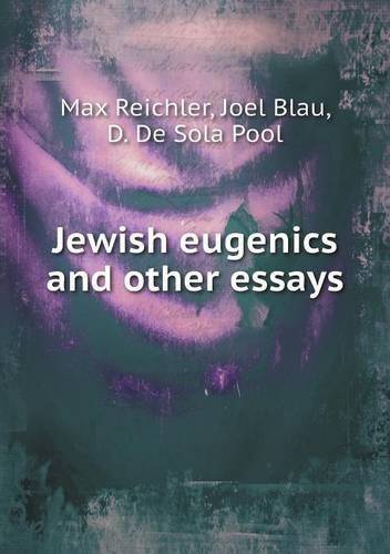 Download Jewish eugenics and other essays ebook