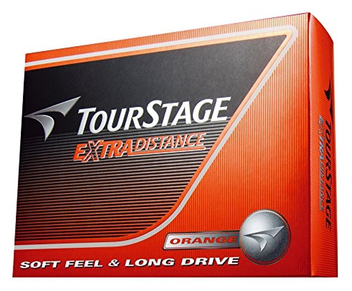[해외] BRIDGESTONE(브리지스톤) 골프 볼 TOURSTAGE 엑스트라 디스텐스(distance) 1다스( 12개 들이) TEYX