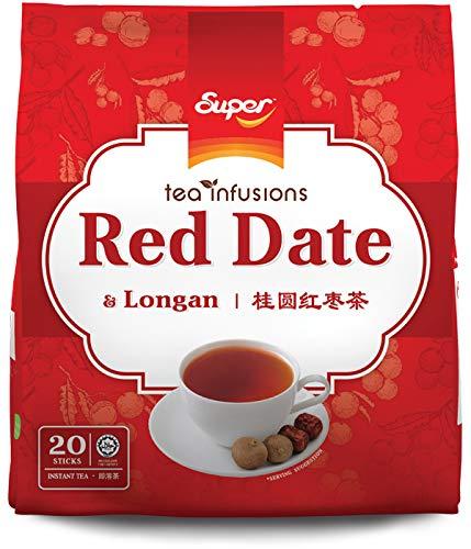 Super Red Date and Longan Tea, -