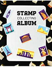 Stamp Collecting Album: Currency Paper Money Collection Album for Stamp Collectors
