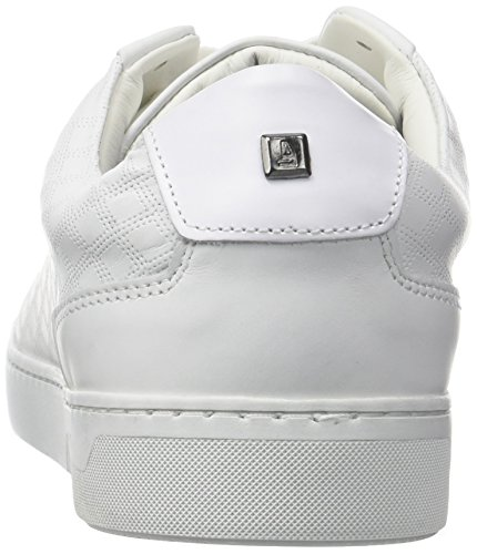 blanc Azzaro Bianco Uomo Sneaker Caldier aqXRI 0c23b79df3da