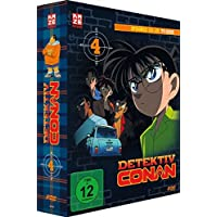 Detektiv Conan - DVD Box 4 (Episoden 103-129) [5 DVDs]
