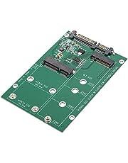 axGear mSATA / M2 NGFF SSD to SATA Converter Adapter Combo Card M.2 2 in 1