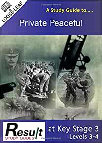 Private Peaceful - Introduction/Context/Character Analysis ...